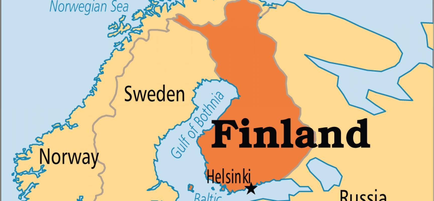 Helsinki Finlanda Hartă Harta Helsinki Finlanda Europa De Nord